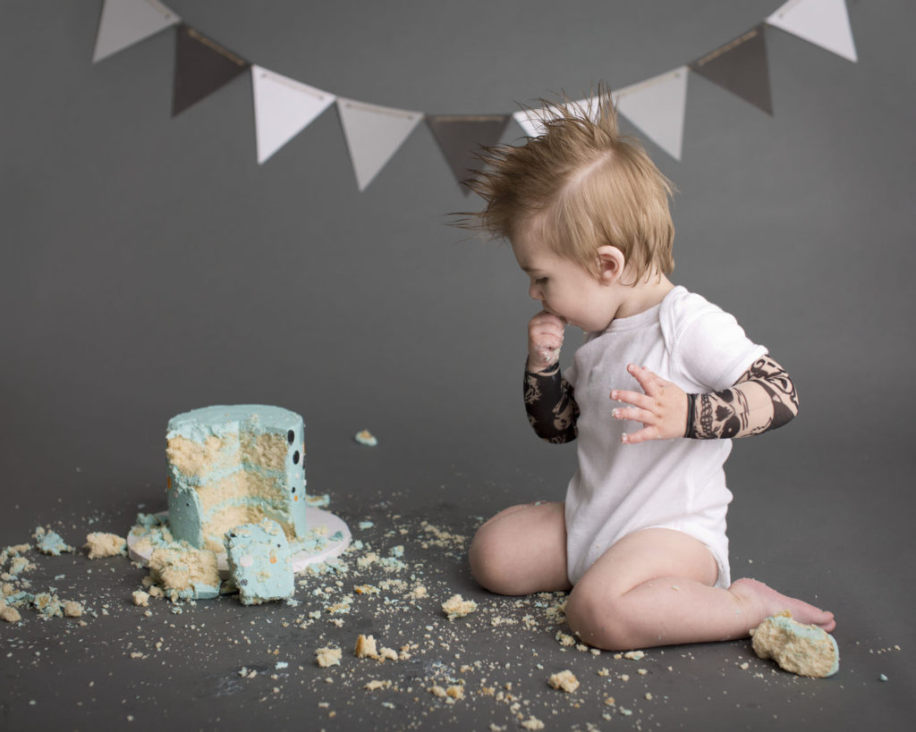 Keswick Cake Smash Photographer