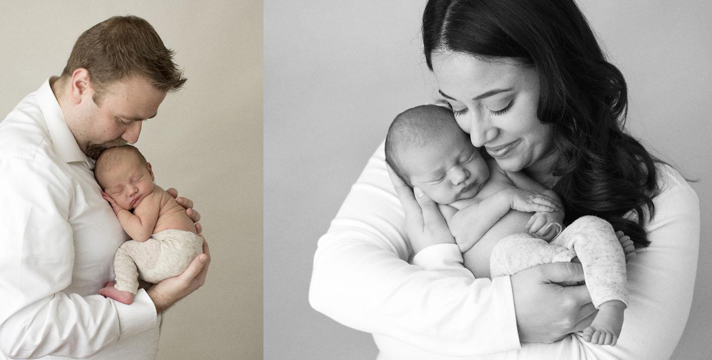 Keswick newborn family photography